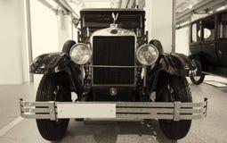 Old vintage car Stock Image