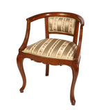 Old vintage chair Royalty Free Stock Images