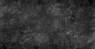 Old vintage chalkboard  grunge texture background Stock Photos