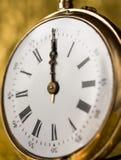 Old vintage clock Stock Photos