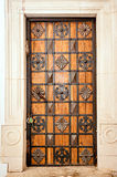 Old vintage door Stock Photography