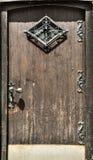 Old vintage doors Royalty Free Stock Image