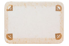 Old Vintage Empty Photo Corners Royalty Free Stock Images