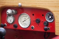 Old vintage fire engine Royalty Free Stock Photos