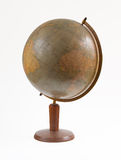 Old vintage globe Stock Images