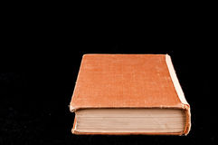 Old Vintage Grunge Book Royalty Free Stock Photography