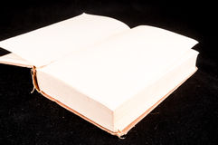 Old Vintage Grunge Book Stock Photos