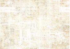 Old vintage grunge newspaper paper texture background