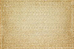 Old vintage grunge paper texture Stock Image