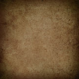 Old vintage grunge parchment-paper brown Stock Photo