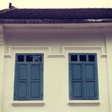 Old vintage house Stock Photography