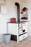 Old vintage kitchen at that time - Stock Photo Stock Images