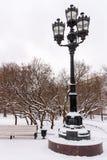 Old vintage lantern St.Petersburg Stock Photography