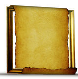 Old vintage  leather Royalty Free Stock Images