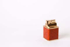 Old vintage lighter Royalty Free Stock Photography