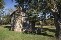 Old vintage log cabin Royalty Free Stock Photo