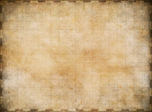 Old Vintage Map Background Stock Photo