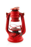 Old vintage oil lamp Stock Image