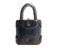 Old vintage Padlock Royalty Free Stock Image
