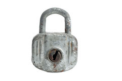 Old vintage Padlock Stock Photos