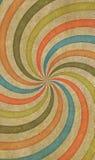 Old vintage paper. Vintage paper with sunburst pattern Royalty Free Stock Image