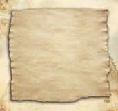 Old vintage paper background Royalty Free Stock Images