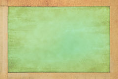 Old vintage paper frame background, Grungy paper texture backgro Royalty Free Stock Images