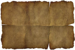 Old vintage paper texture or background Stock Images