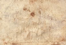 Old Vintage Paper Texture stock photography