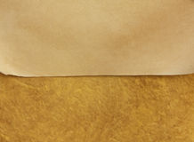 Old vintage paper texture for text or design Stock Photography