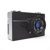 Old Vintage Photo Camera. 3d Rendering Stock Images