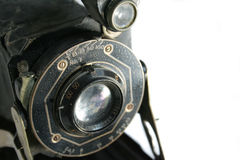 Old vintage photographic camera stock images