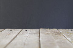 Old vintage planked wood Royalty Free Stock Photography
