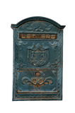 Old vintage postbox Royalty Free Stock Photography