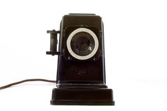 Old vintage projector Royalty Free Stock Image