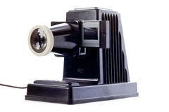 Old vintage projector Stock Images