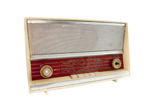 Old and vintage radio Royalty Free Stock Image
