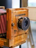 Old Vintage retro Camera. Old Vintage or retro Camera Royalty Free Stock Images