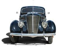 Old vintage retro car Stock Photo