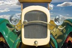 Old vintage retro car Stock Image