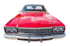 Old vintage retro car Stock Photography