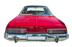 Old vintage retro car Royalty Free Stock Photos