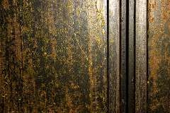 Old vintage retro metal steel with rust pattern, texture, background, backdrop, material Stock Images