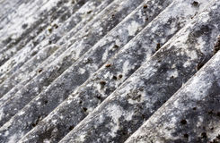 Old vintage roof slate Royalty Free Stock Photography