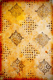 Old vintage scrapped paper background Stock Images