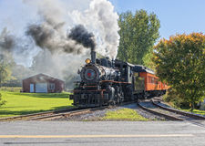 Free Old Vintage Steam Engine Stock Images - 62470784
