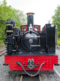 Old Vintage Steam Railway Engine Stock Images