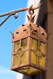 Old Vintage Street Lamp Stock Image