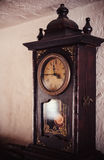 Old Vintage Style Clock Royalty Free Stock Images