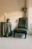 Old vintage style interior apartment decor Stock Image